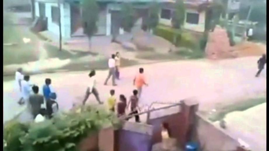 ネパールでサイが暴走!1名死亡3名怪我などの被害
